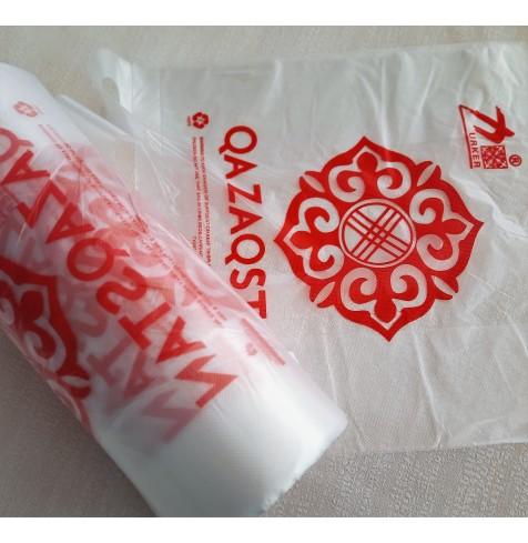 Пакеты полиэтиленовые с ручками